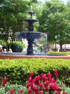 Marietta Fountain