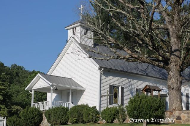 Hiawassee Church