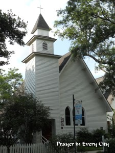Mag Springs Church