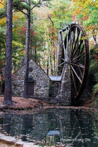 Old Mill - Berry College