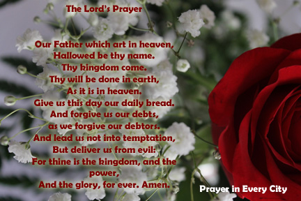 The Lord's Prayer 1