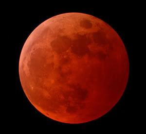 blood moon eclipse how does it happen - photo #5