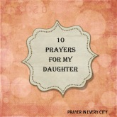 Prayers for Daughter
