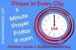 5 Minute Prayer Friday