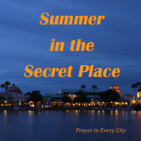 summer in the secret place
