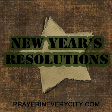 New Years Resolution 2015