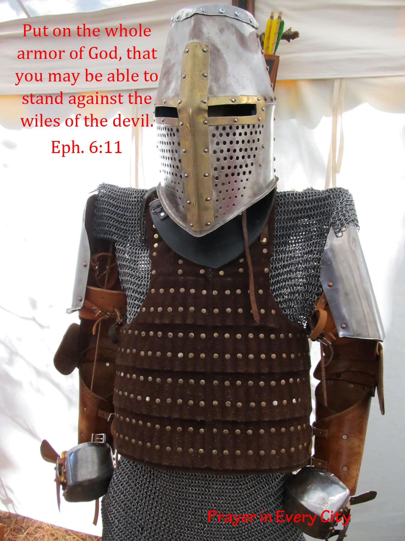 Boot Camp 101 – Spiritual Warfare | Prayer In Every City