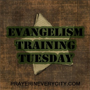 Evangelism Tuesday