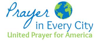 Prayer In Every City