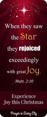 Experience Joy