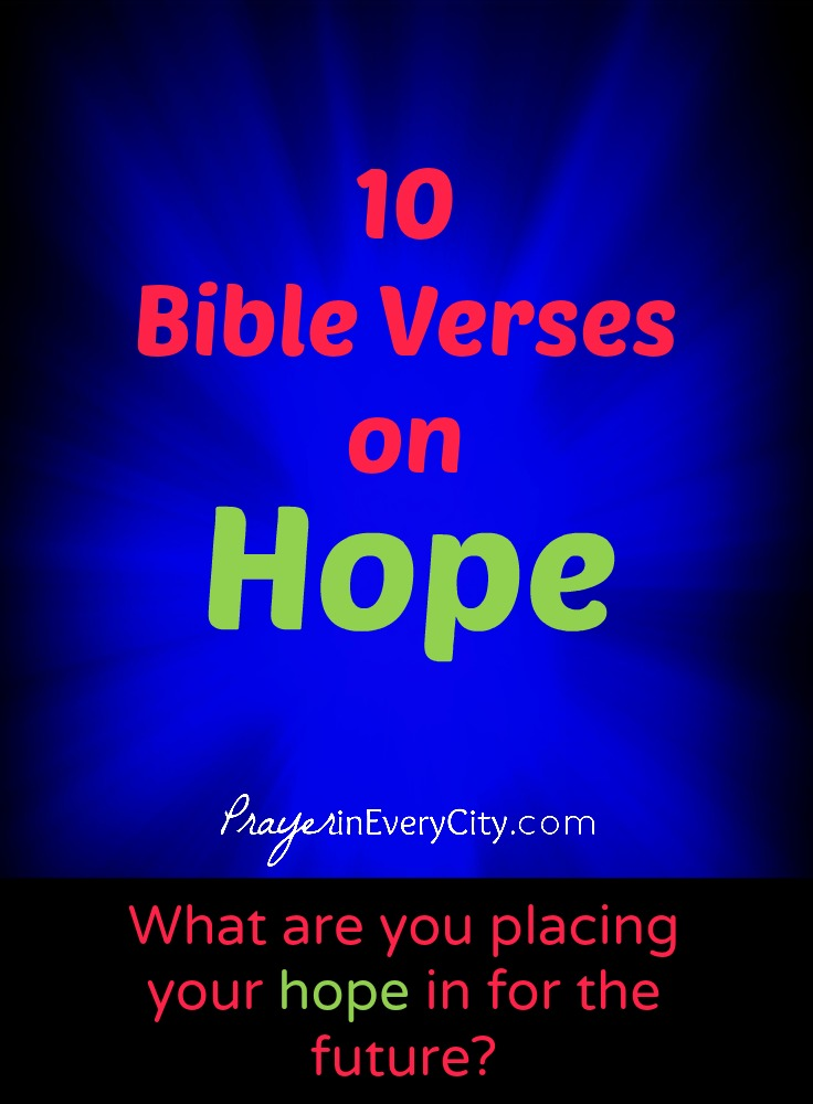 bible verse on hope
