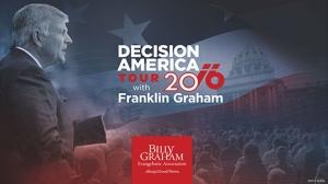 Franklin Graham Decsion America Tour