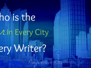 Myster Writer of Prayer in Every City