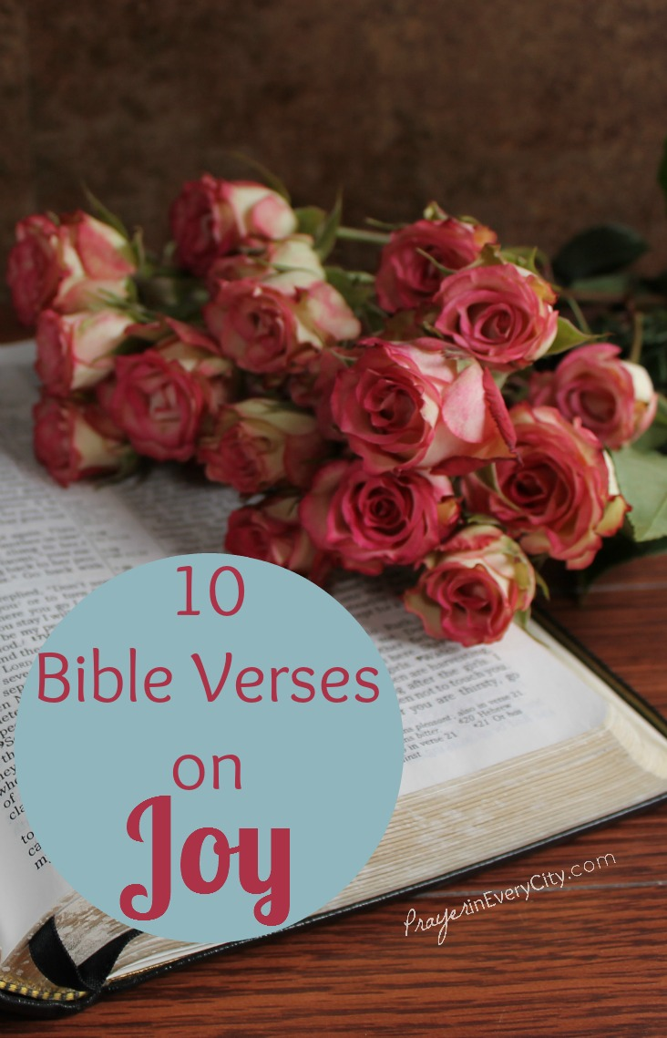 10 Bible Verses Joy Pinterest