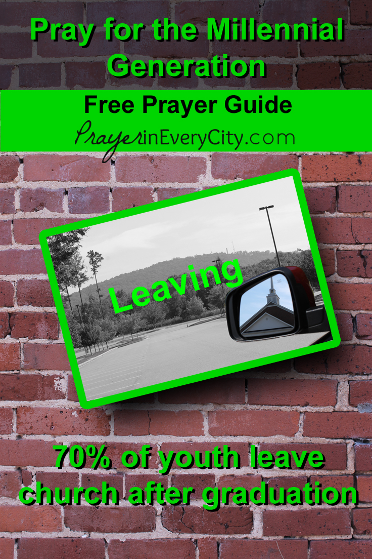Leaving Prayer Guide V
