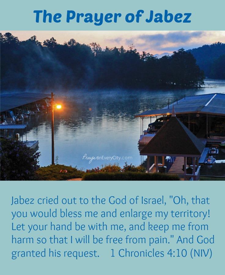photo relating to Prayer of Jabez Printable called The Prayer of Jabez Prayer Within just Just about every Metropolis