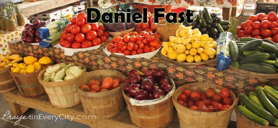 Daniel Fast Prayer in Every City