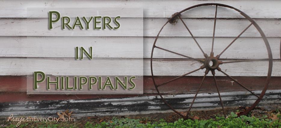 Paul's Prayers in Philippians