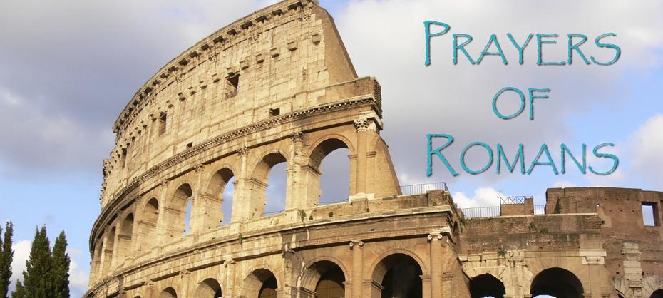 Prayers of Paul to Romans