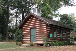 old church, schoolhouse
