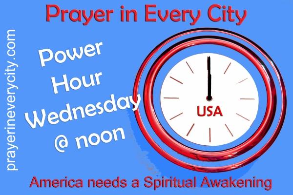 Power Hour Wednesday