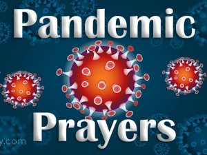 Coronavirus prayers pandemic