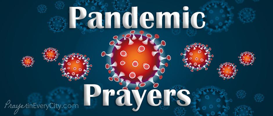 Coronavirus prayers pandemic