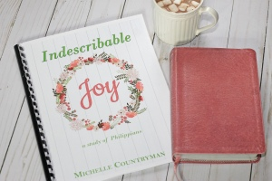 Indescribable Joy a study of Philippians